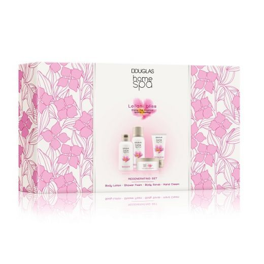 Douglas Home SPA Leilani Bliss Gift Set  (Ķermeņa kopšanas komplekts)