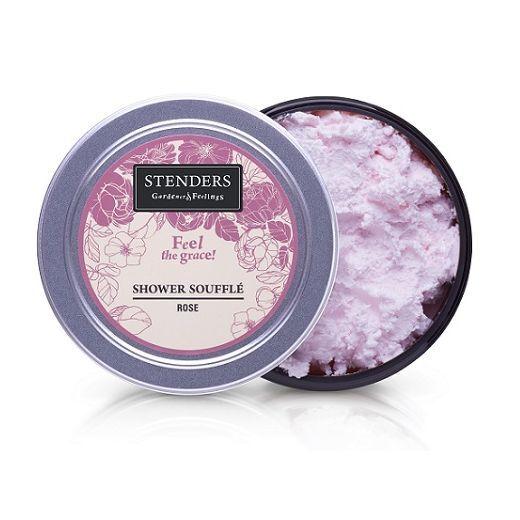 STENDERS Rose Shower Souffle  (Rožu dušas zefīrs)
