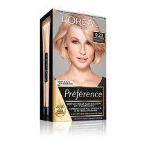 L'Oreal Paris Preference Hair Color 9.23 Light Rose Gold  (Matu krāsa)