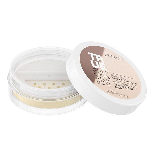 Catrice Cosmetics True Skin Mineral Loose Powder  (Pūderis)