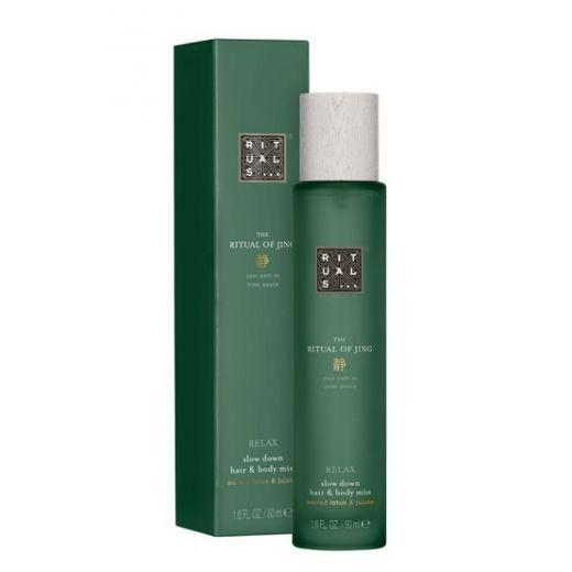 RitualsJing Hair & Body Mist   (Matu un ķermeņa smaržas)
