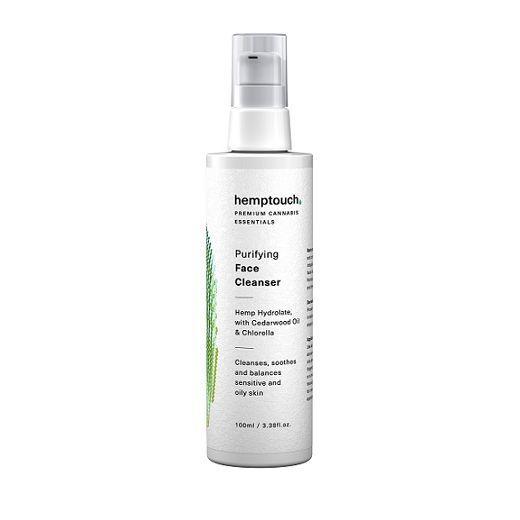 hemptouch Purifying Face Cleanser  (Attīrošs sejas līdzeklis)