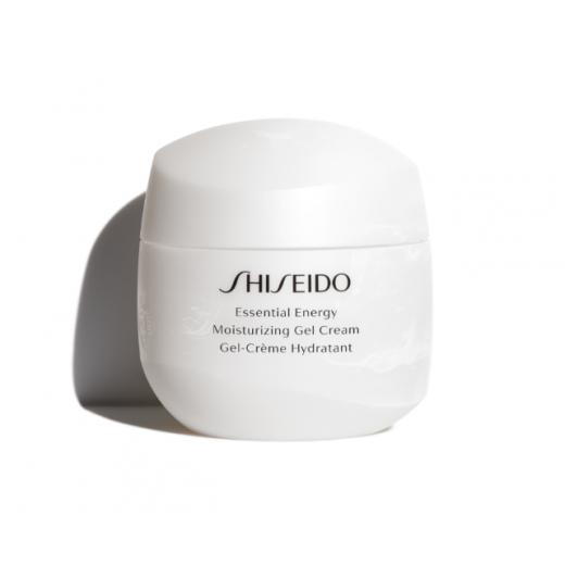 Shiseido Essential Energy Moisturizing Gel Cream  (Mitrinošs želejveida krēms sejai)