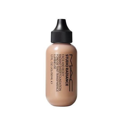 Mac Studio Radiance Face And Body Radiant Sheer Foundation (Tonālais krēms)
