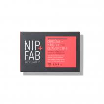 NIP+FAB Charcoal + Mandelic Cleansing Bar