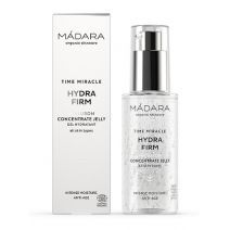 Madara Time Miracle Hydra Firm Hyaluron Concentrate Jelly  (Mitrinoša hialuronskābes želeja sejai)