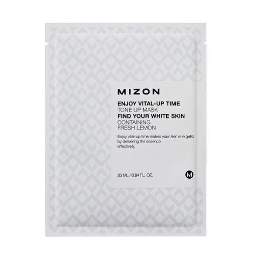Mizon Enjoy Vital-Up Time Tone Up Mask  (Tonizējoša sejas maska)