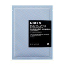 Mizon Enjoy Vital-Up Time Nourishing Mask  (Barojoša sejas maska)