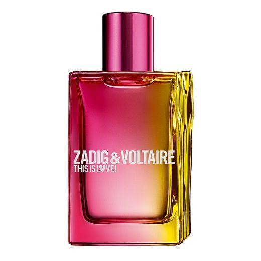 Zadig & Voltaire This is Love! Pour Elle  (Tualetes ūdens sievietei)