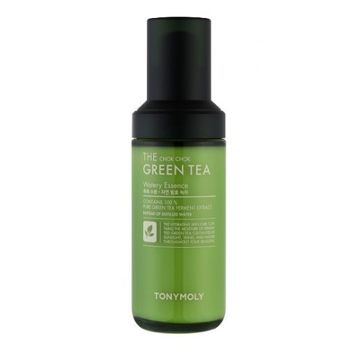 TONYMOLY The Chok Chok Green Tea Watery Essence  (Mitrinoša esence sejai)
