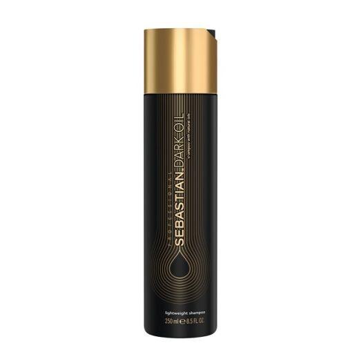 Sebastian Professional Dark Oil Shampoo  (Šampūns nogludināšanai un mirdzumam)
