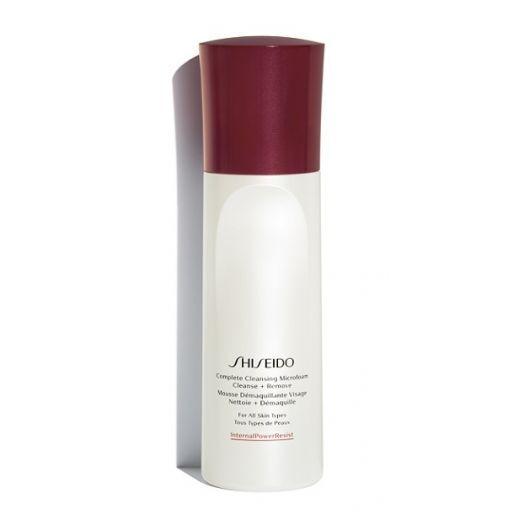 Shiseido Complete Cleansing Microfoam   (Attīrošas putas sejai)