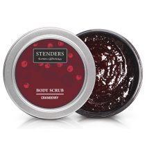 STENDERS Body Scrub Cranberry  (Dzērveņu skrubis ķermenim)