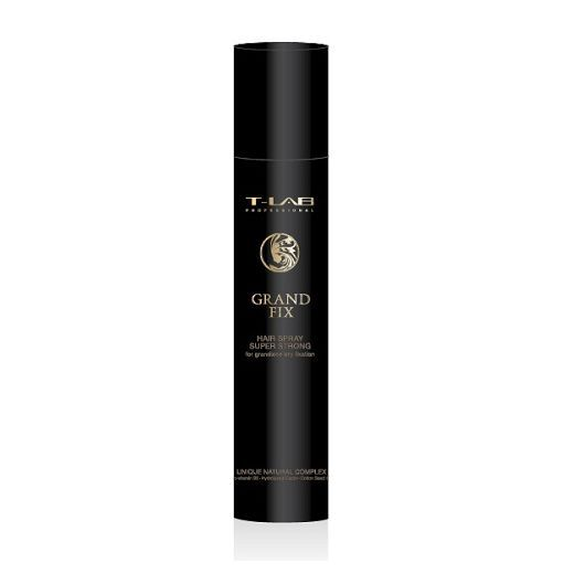 T-LAB Professional Grand Fix Hair Spray Super Strong  (Matu laka)