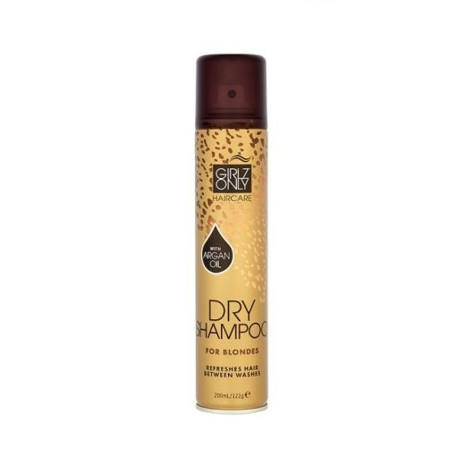 Girlz Only Dry Shampoo For Blondes   (Sausais šampūns matiem)