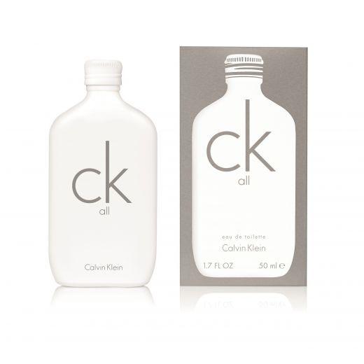 Calvin Klein All One   (Tualetes ūdens sievietei un vīrietim)