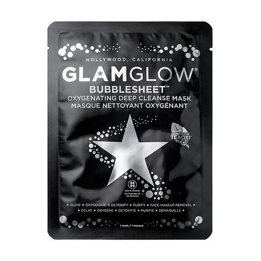 Glamglow Bubblesheet Mask   (Attīroša sejas maska)