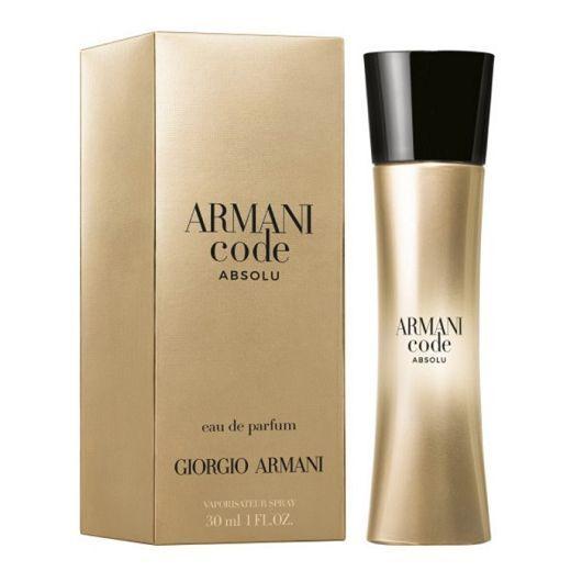 Giorgio Armani Armani Code Absolu Femme  (Parfimērijas ūdens sievietei)
