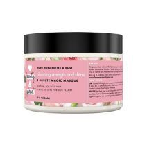Love Beauty and Planet Muru Muru Butter & Rose Hair Masque  (Mitrinoša matu maska)