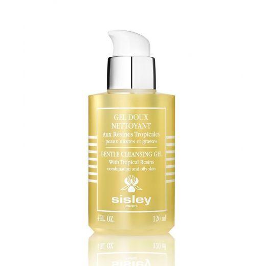 Sisley Gentle Cleansing Gel With Tropical Resins 120 ml  (Maigs sejas attīrīšanas līdzeklis)