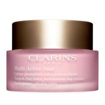 Clarins Multi - Active Jour Cream (Sejas krēms pret pirmajām novecošanas pazīmēm)