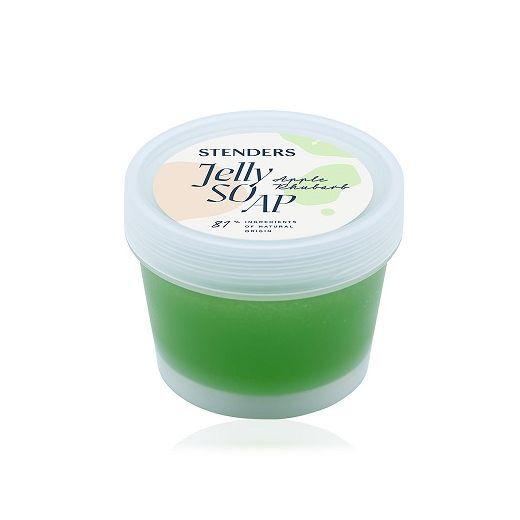 STENDERS Jelly Soap Apple-Rhubarb  (Dušas želejziepes Ābolu-rabarberu)