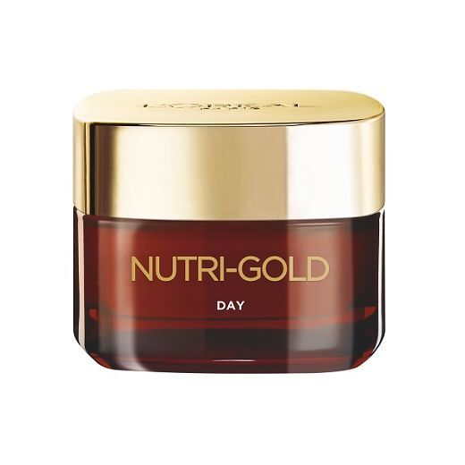 L'Oreal Paris Nutri Gold Day Cream  (Dienas sejas krēms)
