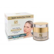 Health and Beauty Multi Active Day Cream   (Atjaunojošs dienas sejas krēms)