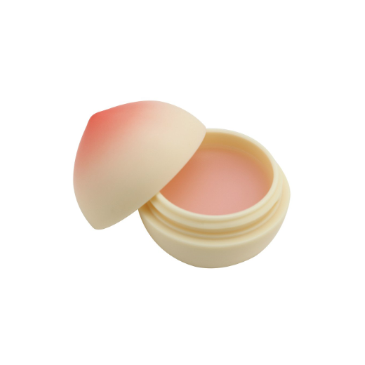 TONYMOLY Magic Food Mini Peach Lip Balm   (Mitrinošs lūpu krēms)