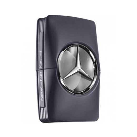 Mercedes - Benz Man Grey  (Tualetes ūdens vīrietim)