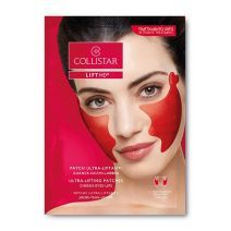 Collistar Ultra-Lifting Patches Cheeks-Eyes-Lips   (Liftinga plāksteri vaigiem, acīm, lūpām)