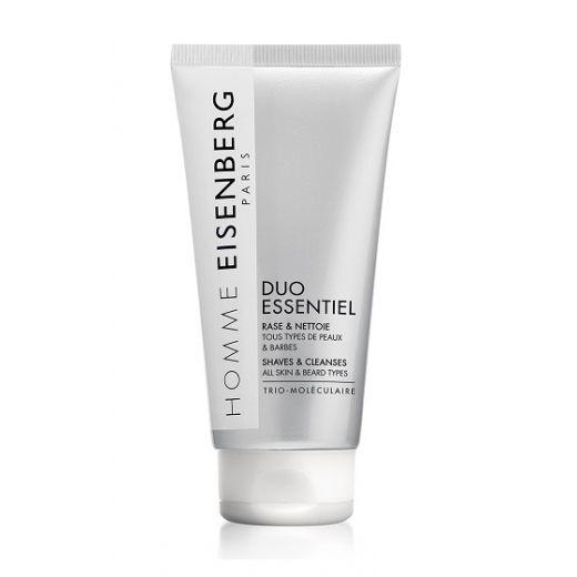 EISENBERG Essential Two-In-One  (Sejas attīrīšanas un skūšanās līdzeklis)