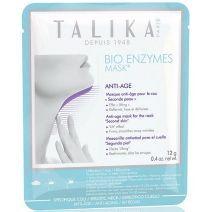 Talika Bio Enzymes Mask - Neck  (Maska kakla ādai)