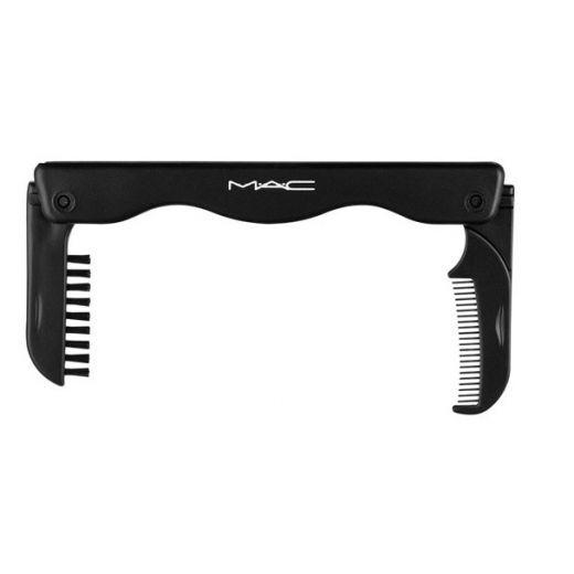 MAC Duo Lash Comb/ Brow Brush  (Uzacu un skropstu ķemmīte)