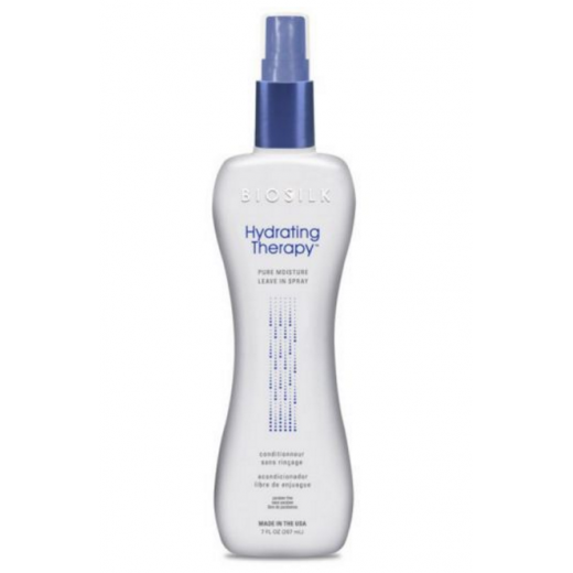 Biosilk Hydrating Therapy Pure Moisture Leave In Spray(Izsmidzināms kondicionieris)