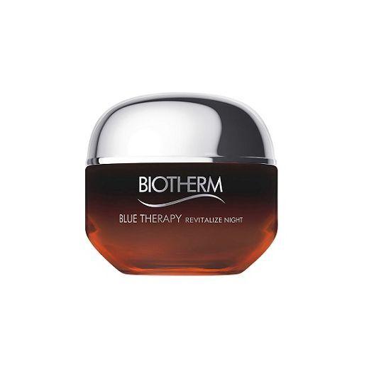 Biotherm Blue Therapy Intensely Revitalizing Night Cream  (Intensīvi atjaunojošs nakts krēms)