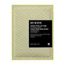 Mizon Enjoy Vital-Up Time Calming Mask  (Nomierinoša sejas maska)