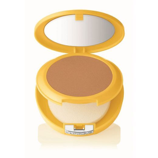 Clinique SPF 30 Mineral Powder Makeup for Face Bronzer (Minerālais kompaktais pūderis)