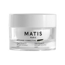 Matis Réponse Corrective Night Reveal 10 Overnight Corrective Mask  (Koriģējoša maska naktij ar glik