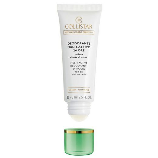 Collistar Multi-Active Deodorant 24 Hours Roll-On