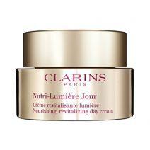 Clarins Nutri-Lumière Day Cream (Atjaunojošs sejas krēms)