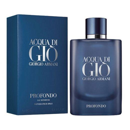 Giorgio Armani Acqua di Giò Profondo  (Parfimērijas ūdens vīrietim)