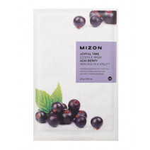 Mizon Joyful Time Essence Mask Acai Berry  (Sejas maska ar akai ogām)