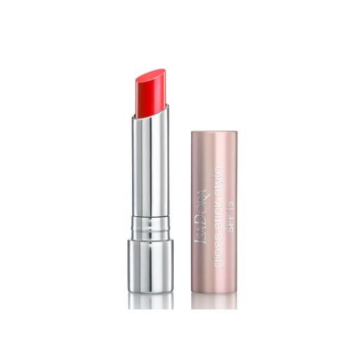 IsaDora Gloss Stick Stylo SPF15  (Lūpu krāsa SPF 15)