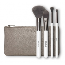 Douglas Accessories Charcoal Brush Set Face  (Otu komplekts)