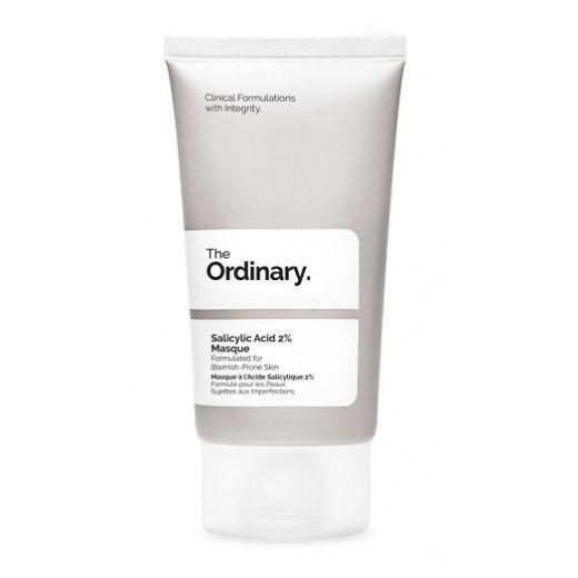 The Ordinary Salicylic Acid 2% Masque  (Dziļi attīroša salicilskābes sejas maska)