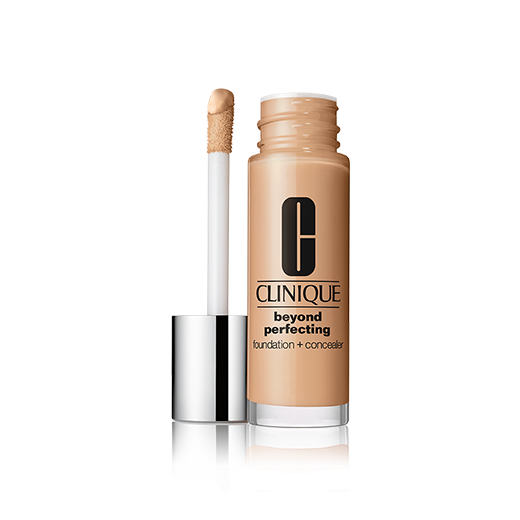 Clinique Beyond Perfecting Foundation+Concealer Cream Chamois