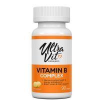 Ultravit Vitamin B Complex  (Uztura bagātinātajs)