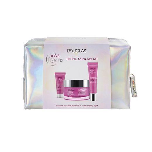 Douglas Focus Age Focus Lifting Skincare Set  (Nostiprinošs komplekts sejai)