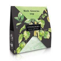 STENDERS Birch-Green Tea Soap  (Bērzu – zaļās tējas ziepes)